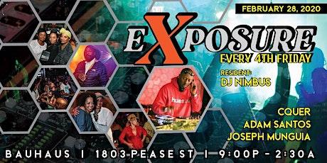 Exposure tickets