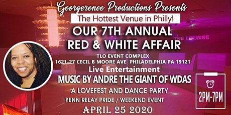 7th Annual Red and White Affair tickets