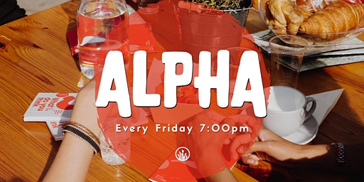 Alpha at Life as ONE