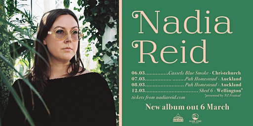 Nadia Reid  - Out of My Province - Album Release - Auckland EARLY SHOW