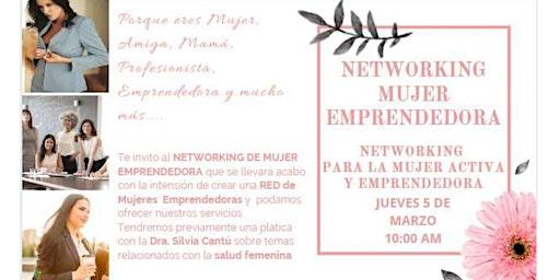 NETWORKING MUJERES EMPRENDEDORAS
