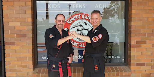 2020 Adults & Advanced Kids Kenpo Karate Seminar with Graham Lelliott - all the way from America!