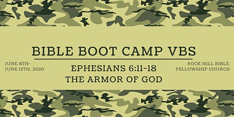 Bible Boot Camp VBS tickets
