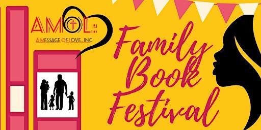 Family Book Festival: Celebrating Black Female Authors