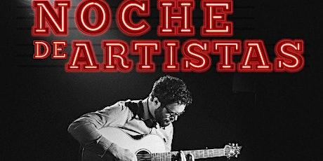 Noche de Artistas - Blanc Cel (Cumbia Retro Latina) tickets