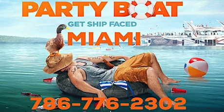 #BOAT PARTY -- tickets