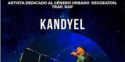 Noche de artistas - Kandyel (Trap)