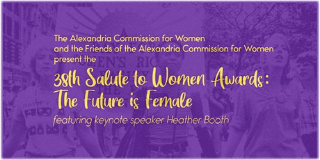 38th Salute to Women Event: The Future is Female tickets
