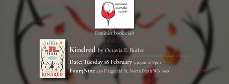 Book Club - Kindred with Women Words Wine tickets
