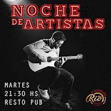 Noche de artistas - Grupo Zumbero de Neuquen tickets