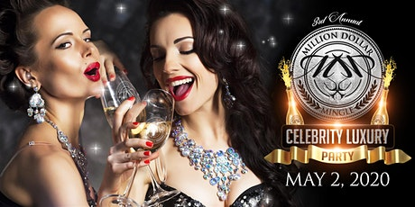 3rd Annual Million Dollar Mingle Celebrity Luxury Party tickets