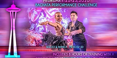 Bachata Performance Challenge (Train and Perform with Top Pros.) tickets