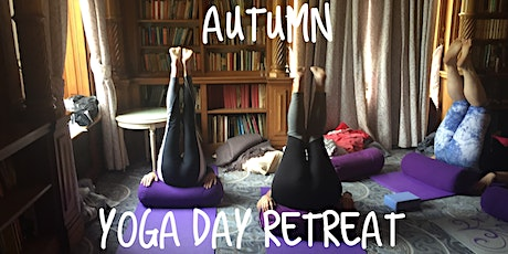 Autumn Yoga Day Retreat tickets
