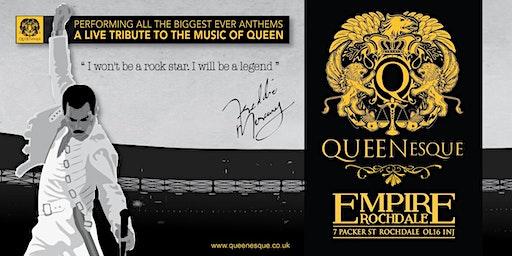 QueenEsque - Queen tribute