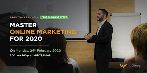 Master Online Marketing in 2020