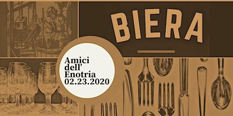 The Amici at Biera - Brilliant tickets