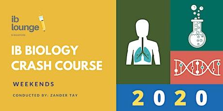 A Step Closer to a 7: IB Biology Examination Crash Course tickets