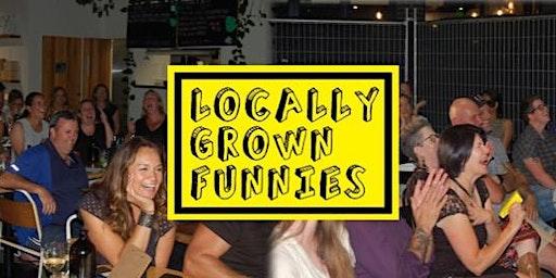 Piano Bar Geelong Presents Locally Grown Funnies featuring Lewis Garnham