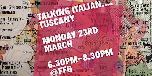 Talking Italian-Tuscany