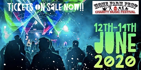 Home Farm Fest 15 (charity music festival) tickets