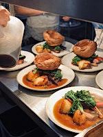 FOLK Café Sunday Roast by James Carn