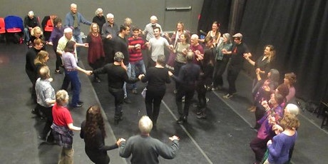 Step into the World of Greek Dance tickets