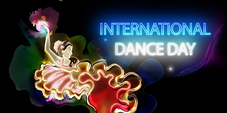 International Dance Day MAJOR FLASH MOB Intro at the Adelaide Town HALL 2020 tickets