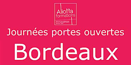 ANNULEE : Journée portes ouvertes-Bordeaux IBIS Styles tickets