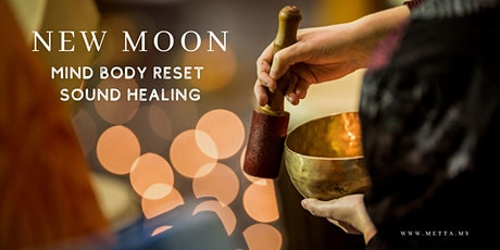 New Moon Mind Body Reset tickets