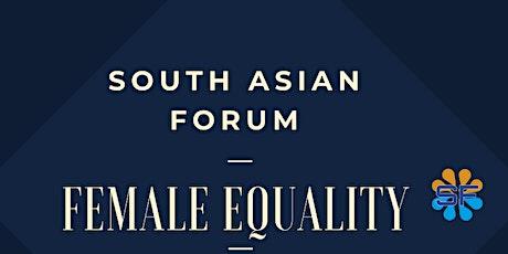 Female Forum tickets