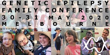 Virtual Genetic Epilepsy Family Conference 2020 run by GETA tickets