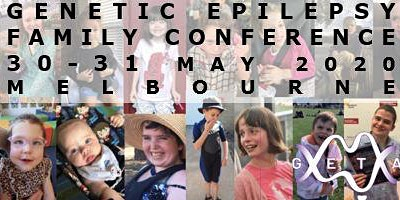 Genetic Epilepsy Family Conference 2020 run by GETA