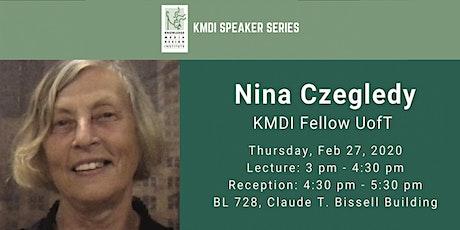 Nina Czegledy-Vicissitudes of a Transdiciplinary Maverick tickets