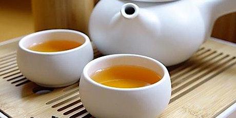 Dégustation de thé billets