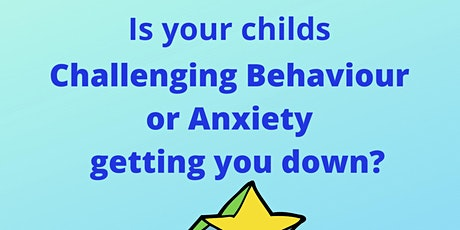 Are you Struggling with Children's Emotions and Behaviour? tickets