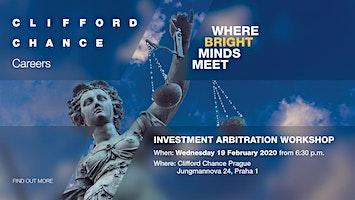 Investment Arbitration Workshop