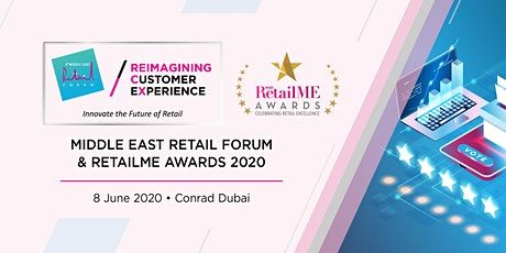MIDDLE EAST RETAIL FORUM 2020 tickets