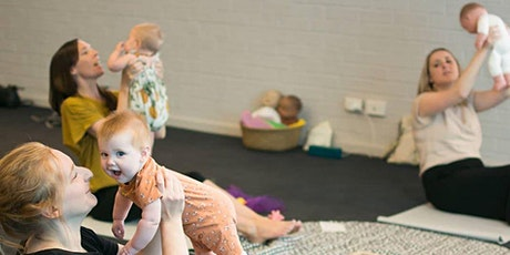BABY YOGA - 5 week baby yoga course tickets
