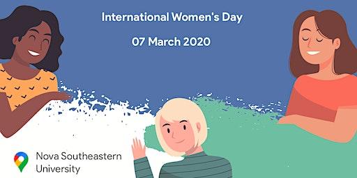 [WTM Florida] International Women's  Day
