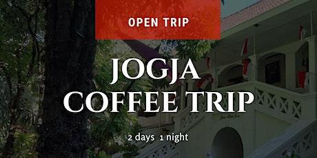 Travelling 2 Hari 1 Malam - Coffee Trip Yogyakarta Min. 4 orang tickets