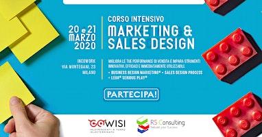 Marketing & Sales Design Intensive Program