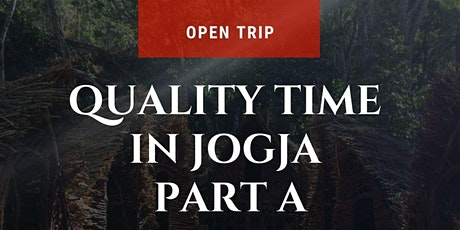 8 Destinations Travelling in Yogyakarta - QTIME TRIP A (1 ticket for 2 people) tickets