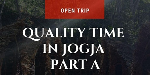 8 Destinations Travelling in Yogyakarta - QTIME TRIP A (1 ticket for 2 people)