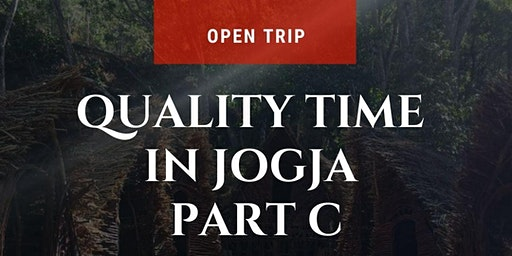 Travel to Yogyakarta - QTIME TRIP C (1 ticket for 2 people)