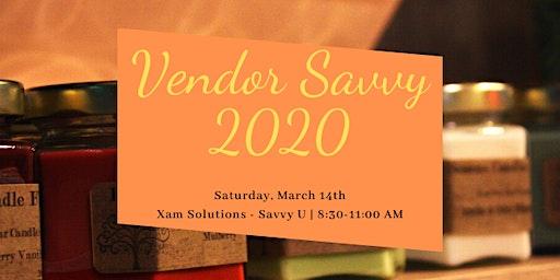 Vendor Savvy 2020