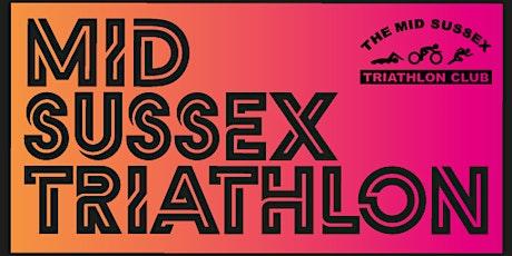 Mid Sussex Triathlon Course Familiarisation 2020 tickets