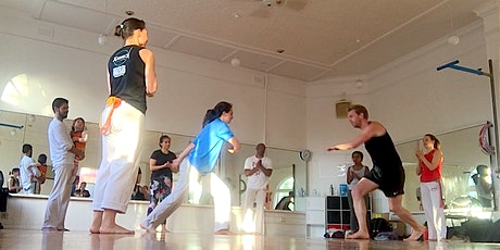 Free Capoeira Beginner Class - 1st Tuesday of the month - 2020 tickets