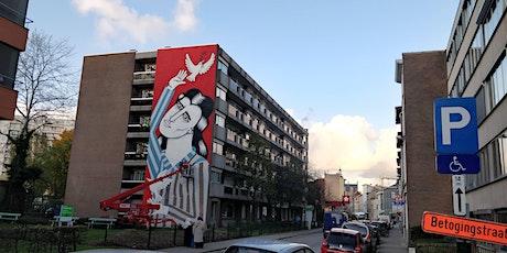 Street Art Antwerp Borgerhout Tour  tickets