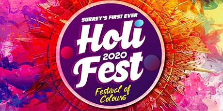 HOLI FEST 2020 tickets