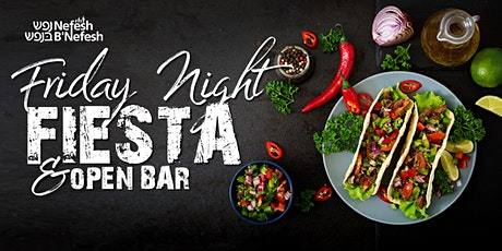 NBN's February Fiesta Friday Night Dinner + Open Bar billets